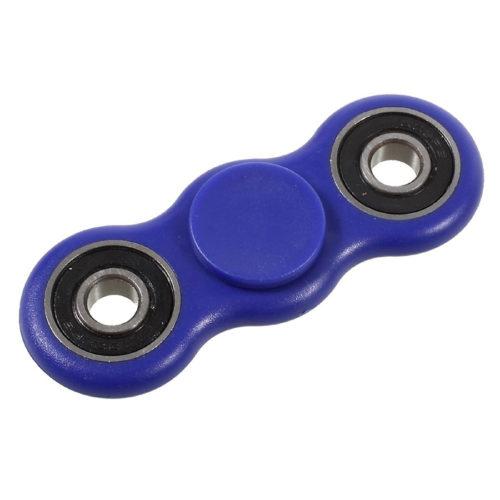 Fidget Spinner 2-Siipinen Muovi Sininen