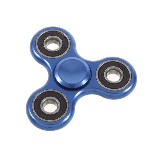 Tri-Spinner 3-siipinen Alumiiniseos Sininen