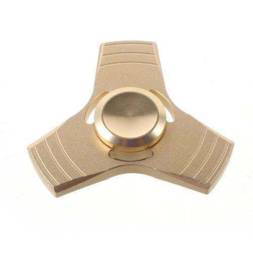Tri-Spinner Alumiiniseos Kulta 3-Siipinen
