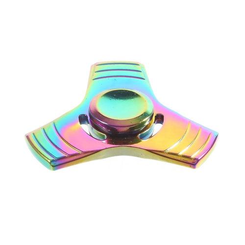 Tri-Spinner Metalliseos 3-Siipinen Sateenkaari